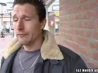 Dutch girl receives fucked
