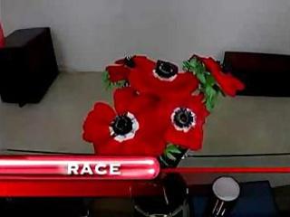 Courtney Simpson Valentine's Day Present