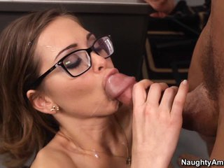 Student Riley Reid will acquire good grades this term