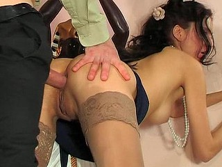 Judith&Mike nasty anal clip