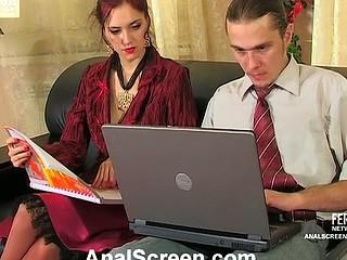 Judith&Mike nasty anal movie