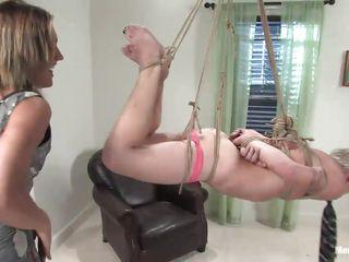 mistress gwen diamond humiliates house slave billy