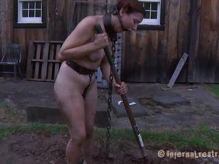 shut up and shovel bitch!