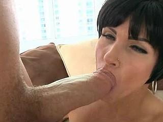 Man having fun with gal