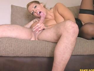 Incredible pornstar in Horny British, Big Ass xxx scene
