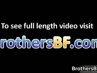 Brothers hot gay sex