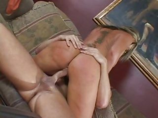 Seductive Flower Tucci rides her bawdy cleft on a big dick