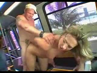 Girl fucked on a train is so hot